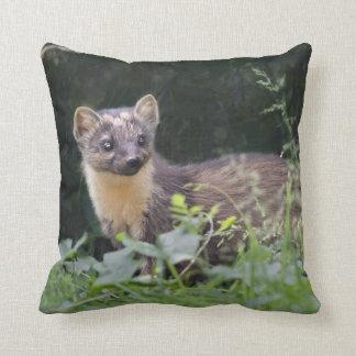 Meadow Marten Pillow