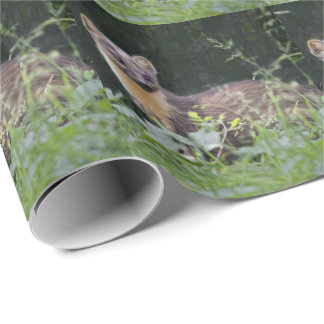 Meadow Marten Wrapping Paper