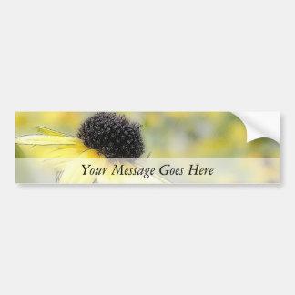 Meadow of Black Eyed Susans Bumper Sticker