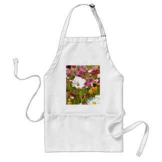 Meadow of Flowers Adult Apron