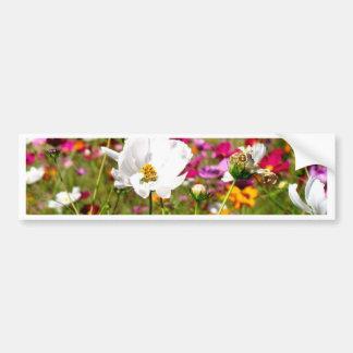 Meadow of Flowers Bumper Sticker