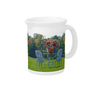 Meadow of Love Beverage Pitchers