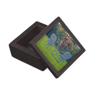 Meadow of Love Jewelry Box