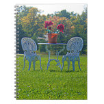 Meadow of Love Spiral Note Books