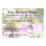 Meadow of Purple Coneflowers Business Card Templates