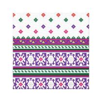Meadow Pattern Canvas Print