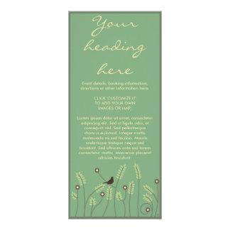Meadow, rack card