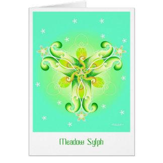 Meadow-Sylph Card