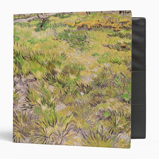 Meadow with Butterflies, 1890 Vinyl Binder