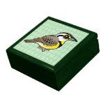 Meadowlark del este caja de joyas