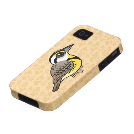 Meadowlark del este Case-Mate iPhone 4 funda