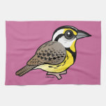 Meadowlark del este toallas de mano