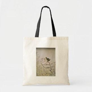 Meadowlark occidental bolsa tela barata