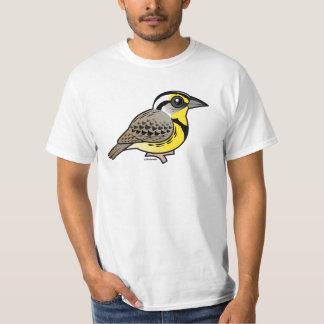 Meadowlark occidental playera