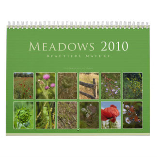 Meadows 2010: Beautiful Nature - Calendar