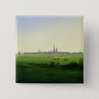 Meadows near Greifswald Button