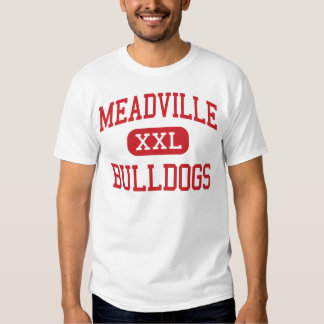 Meadville - Bulldogs - Area - Meadville Shirt