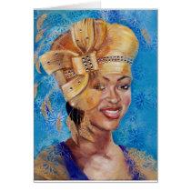 Meagan church hat series card