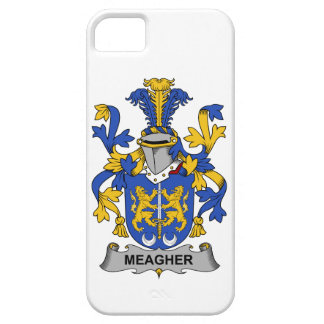 Meagher Family Crest iPhone 5 Cases