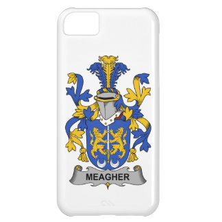 Meagher Family Crest iPhone 5C Case