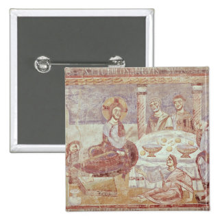 Meal at the House of Simon the Pharisee Pinback Button