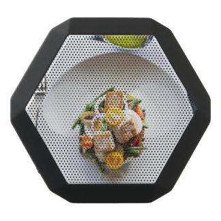 meal black bluetooth speaker