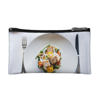 meal cosmetic bag