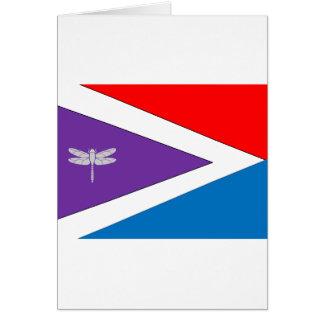 MEAL Flag[1].pdf Greeting Card