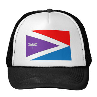 MEAL Flag[1].pdf Trucker Hat