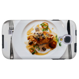 meal galaxy s4 case