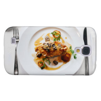 meal galaxy s4 cover