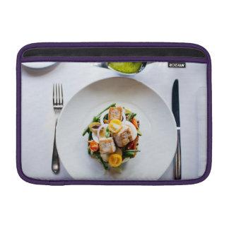 meal MacBook sleeve