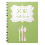 Meal Planner {2014} Spiral Notebooks
