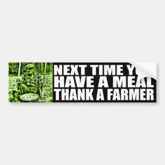 Meal Time? Bumper Stickers