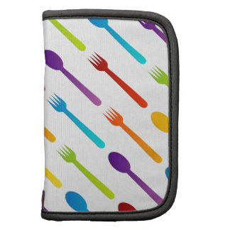 Meal time folio planner
