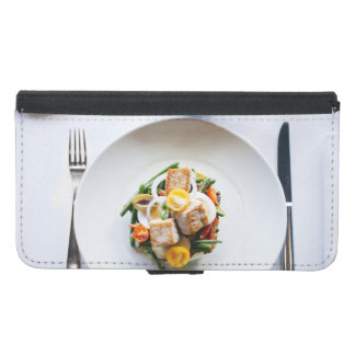 meal wallet phone case for samsung galaxy s5
