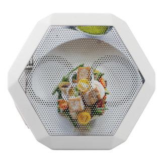 meal white bluetooth speaker