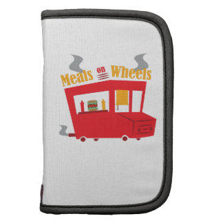 Meals On Wheels Planners
