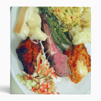 Meals to Remember _Avery Binder Binder