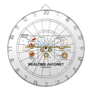 Mealtime Anyone? (Endocytosis Cellular Eating) Dart Board