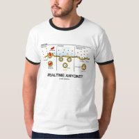 Mealtime Anyone? (Endocytosis Digestion Humor) Tshirt