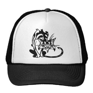 Mean Alley Cat Hat
