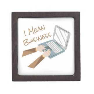 Mean Business Gift Box
