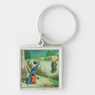 Mean Collection 1891 Keychain