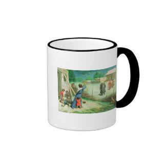 Mean Collection 1891 Coffee Mug