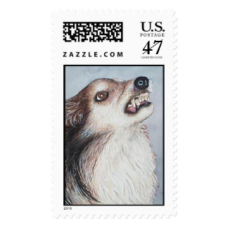 Mean Dog Kelly Postage