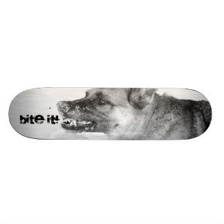 Mean Dog Skateboard