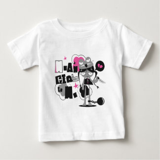 mean girll baby T-Shirt