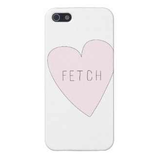 Mean Girls Fetch iPhone 5 Case