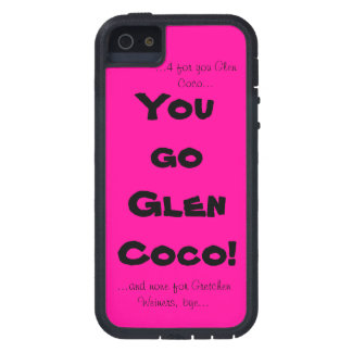 Mean Girls- Glen Coco iPhone 5/5S Covers